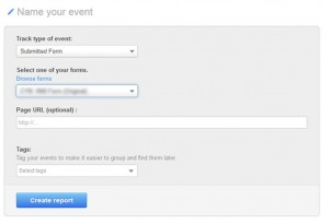 HubSpot Event Analysis Submitted Form