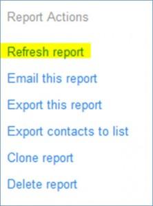 HubSpot Report Actions