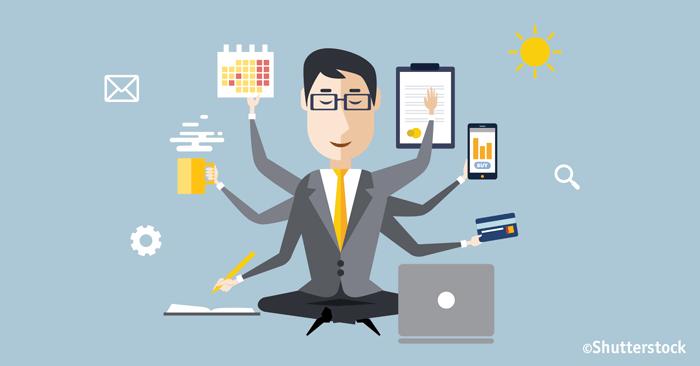 Productivity and social media marketing