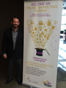 Digital marketing training for a multinational corporation in Saudi Arabia