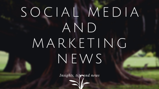 Social Media and Marketing News