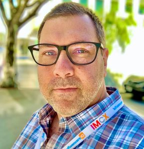 Evan Morgenstein, CEO of The Digital Renegades