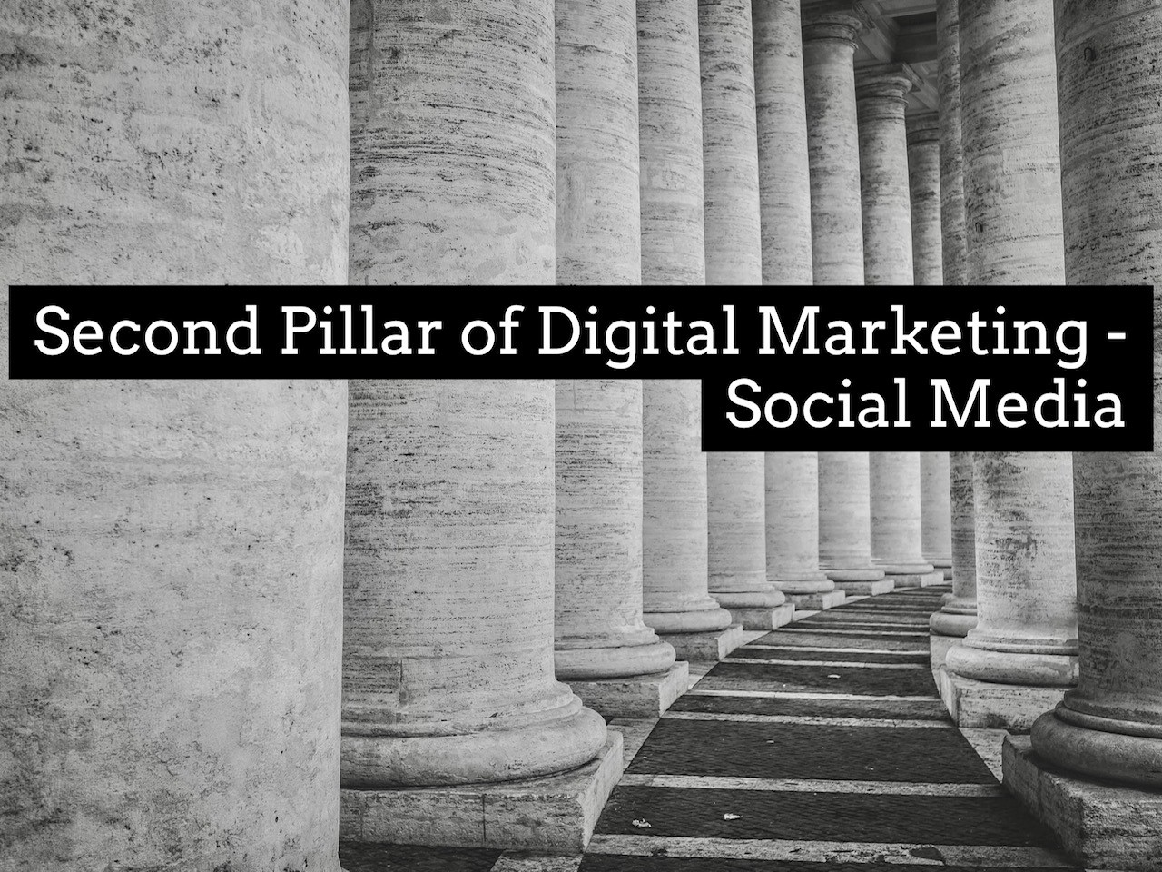 Second Pillar Digital Marketing - Social Media