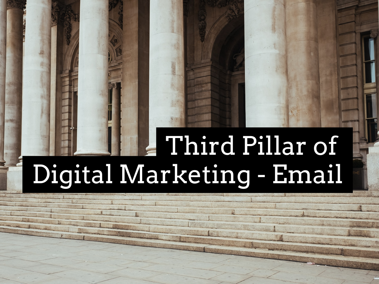 Third Pillar Digital Marketing - Email