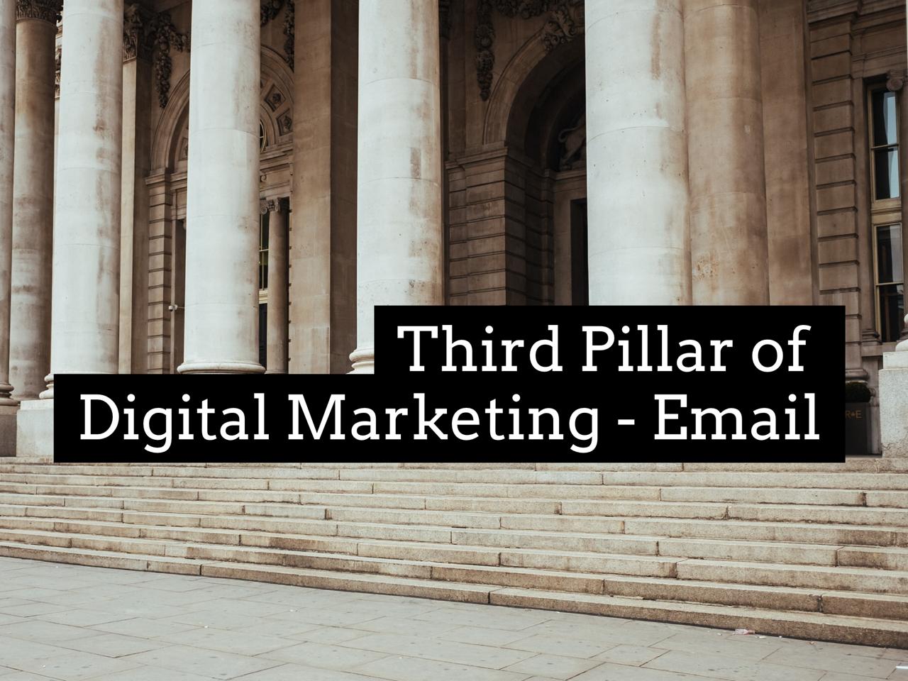 Third Pillar Digital Marketing - Email